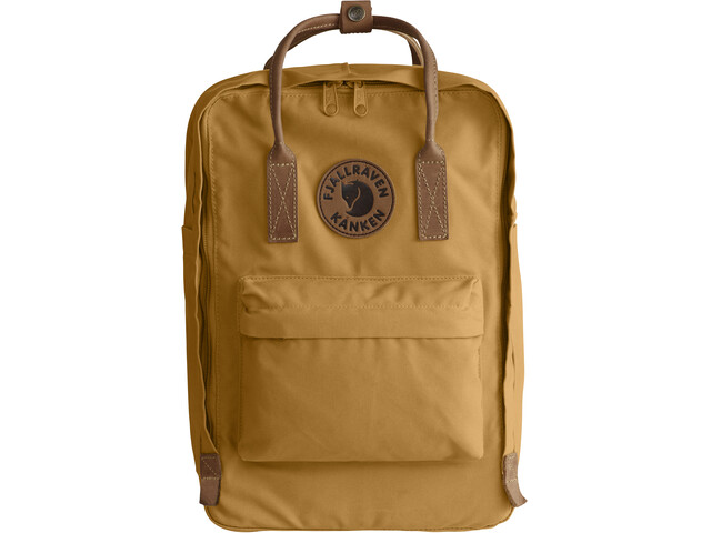 """Fjällräven Kånken No.2 Laptop 15"""" Backpack yellow"""